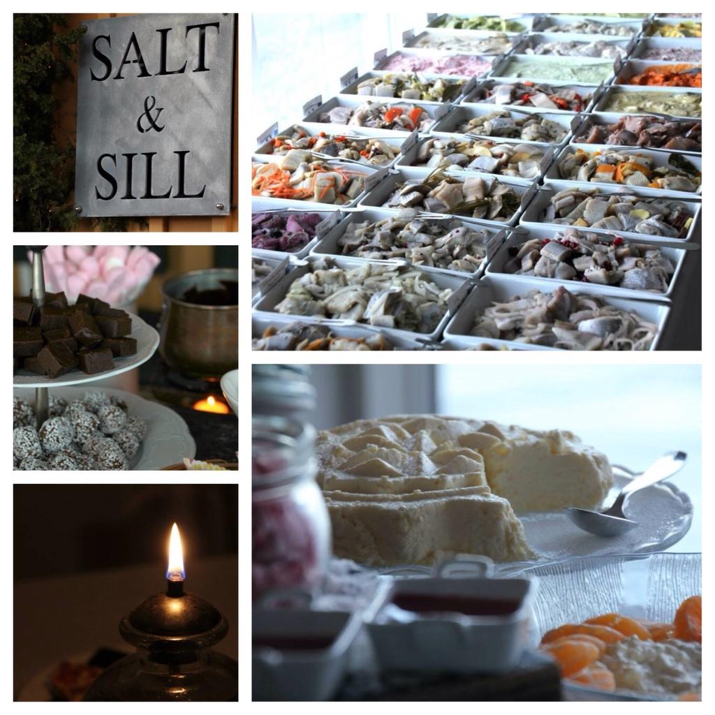 salt och sill klädesholmen julbord